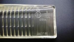 ferrari fog light flashing mondial lens lenses 41768 61732700 61779900 61797900 61879900 61902100
