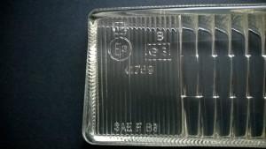 ferrari fog light flashing mondial lens lenses 41769 61732800 61798000 61880000 61902200