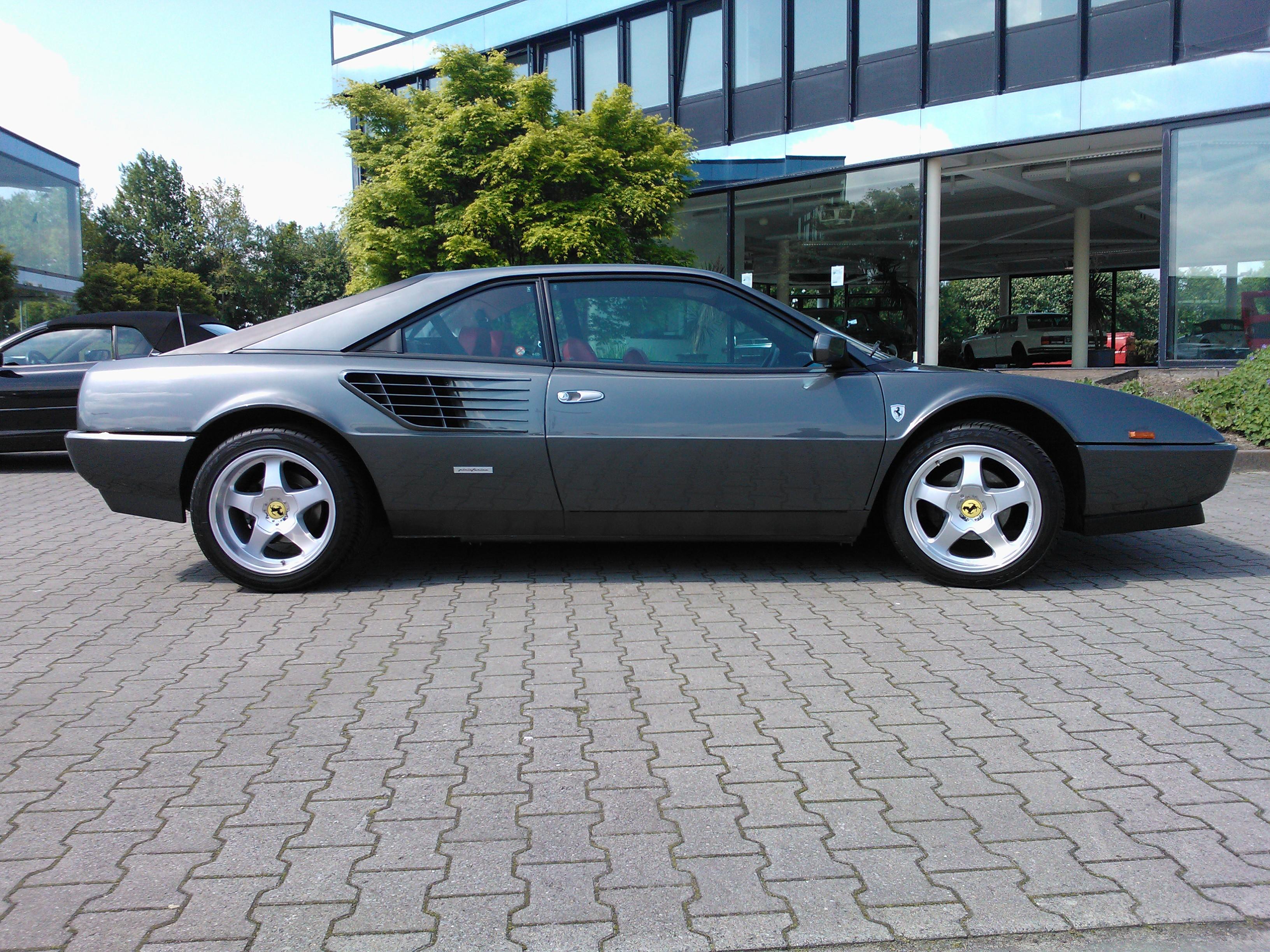 Mondial32-01 Remarkable Ferrari Mondial Rear Window Motor Cars Trend